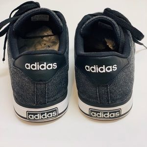Adidas Daily Denim/White Sneakers